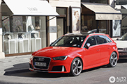 Spotted: Audi RS3 Sportback