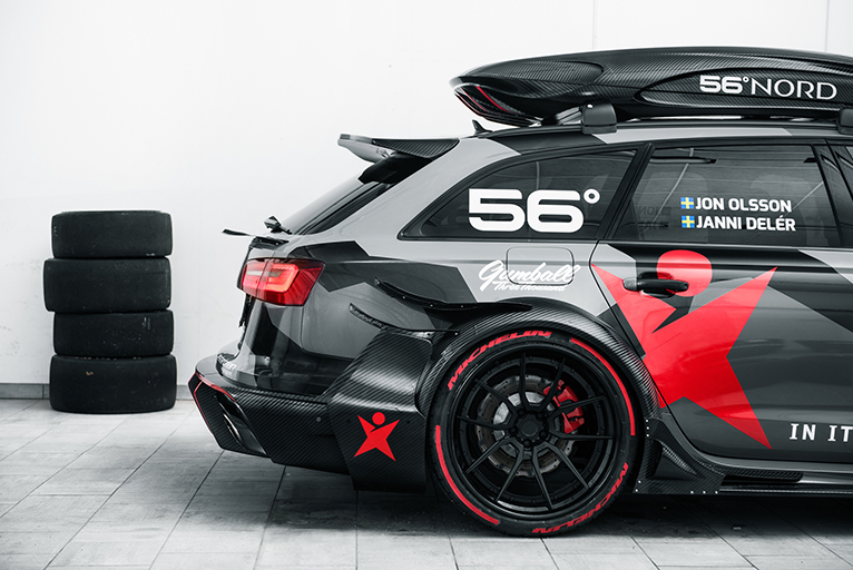 Jon Olsson S Audi Rs6 Dtm Is Ready And Anomalous