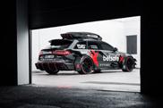 Jon Olsson's Audi RS6 DTM is af en abnormaal