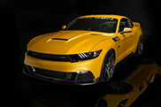 Saleen S302 Black Label is the most powerful Mustang ever