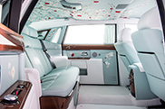 Let's enjoy the Rolls-Royce Phantom Serenity even more