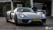 Spot van de dag: Porsche 918 Spyder breidt de familie uit