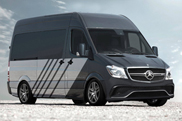 Mercedes-AMG introduces a Sprinter 63 S producing 503 hp