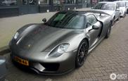 Spot van de dag: Porsche 918 Spyder nummer 2