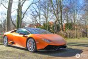 Spot van de dag: Lamborghini Huracán LP610-4 By DMC