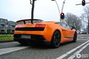 Spot van de dag: Lamborghini Gallardo LP570-4 Superleggera te Oss