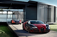 Bugatti toont meer foto's van de La Finale