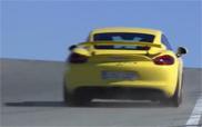 影片: Walter Röhrl挑战保时捷Cayman GT4