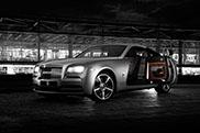 Rolls-Royce toont Bespoke Wraith tijdens New York Motor Show