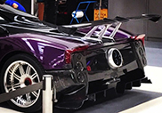 Pagani builds a new Zonda one-off: ZoZo