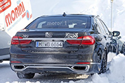 Spyshots: more sporty version of the BMW 7 Series is coming