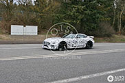 Mercedes-AMG GT R spotted near the Nürburgring