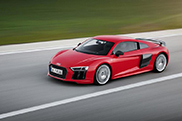 Audi will introduce a V6 Audi R8 in 2018