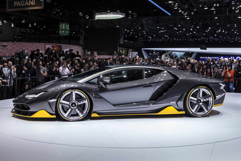Geneve 2016 Lamborghini Centenario Lamborghini Lover