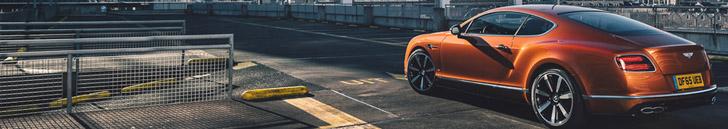 Driven: Bentley Continental GT V8 S