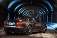 Jaguar F-TYPE SVR geeft concert in Park Avenue tunnel