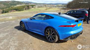 This is the hottest Jaguar F-TYPE SVR of this moment