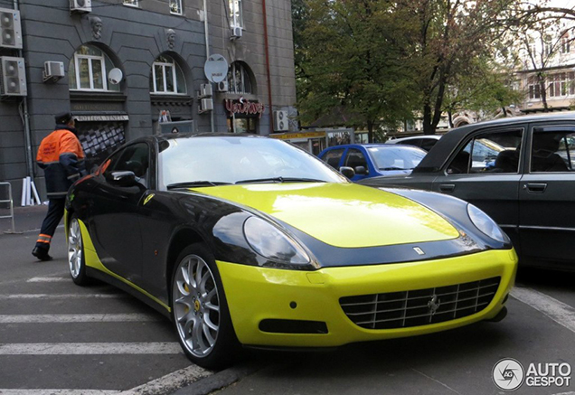 Is dit de lelijkste Ferrari op Autogespot?