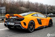 Autogespot visitor shows his McLaren 675LT