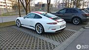 La Porsche 991 R est déjà dans la rue