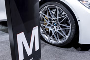 Geneva 2016: BMW M3/M4 Competition Pack
