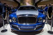 Geneva 2016: Bentley Mulsanne Grand Limousine by Mulliner
