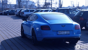 Bentley Continental GT Speed by Startech is outstanding