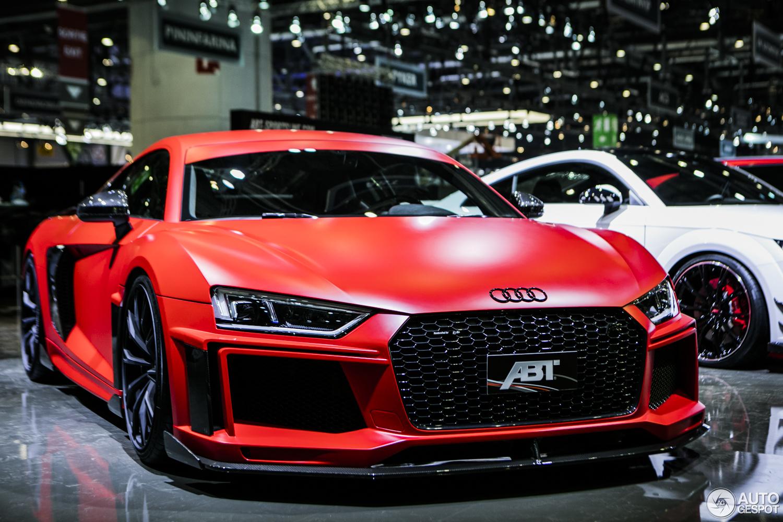 Geneva 2017: ABT Audi R8