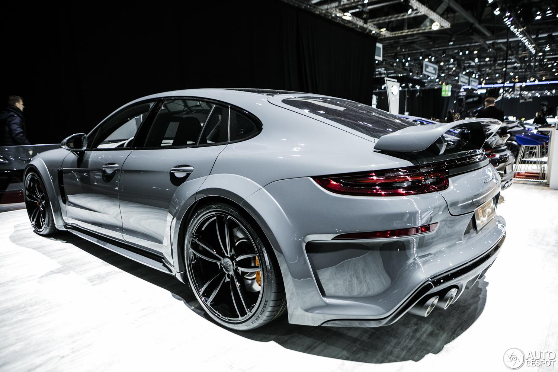 Geneva 2017 Porsche Panamera Techart Grand Gt