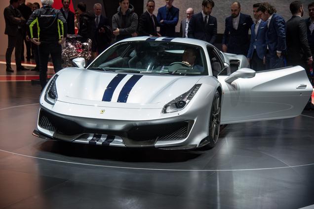 Genève 2018: Ferrari 488 Pista