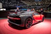 Genève 2018: Bugatti Chiron Sport