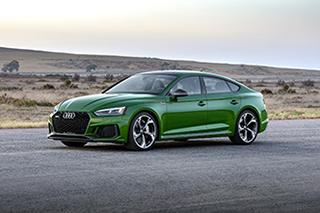 Nieuw: Audi RS5 Sportback