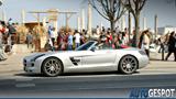 Primeur gespot: Mercedes-Benz SLS AMG Roadster