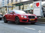 Spot van de dag: Bentley Continental V8