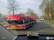 Twee Alfa Romeo 4C's in Nederland gespot
