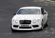 Bentley Continental GT RS in de maak?