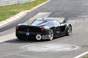 LaFerrari XX conquering the Nürburgring?