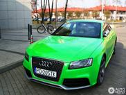 Do you like the Audi RS5 this green?