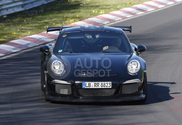Porsche is working on a track monster with the 991 GT3 RS
