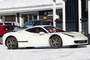 Serait-ce le successeur de la Ferrari 458?