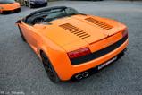 Lamborghini meeting makes a dream come true
