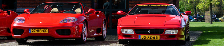 Event: FerrariOwnersClubNL Lente Rit part 2