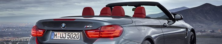 The summer will be amazing with this BMW M4 Cabriolet