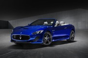 Maserati Announces GranTurismo MC Centennial Edition