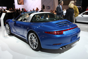 New York 2014: Porsche 991 Targa