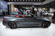 New York 2014: BMW M4 Cabriolet
