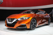 New York 2014: Nissan Sport Sedan Concept