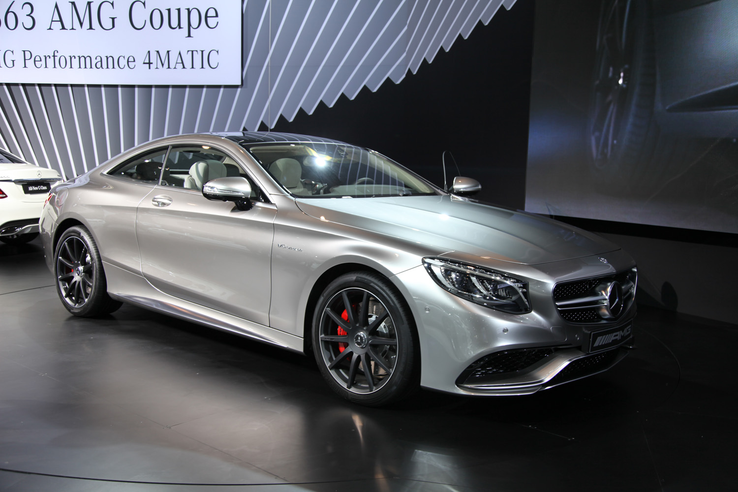 new york 2014 mercedes s 63 amg coup. Black Bedroom Furniture Sets. Home Design Ideas
