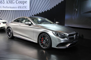 New York 2014: Mercedes S 63 AMG Coupé