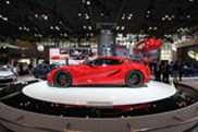 New York 2014: Toyota FT-1